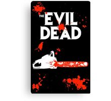 The Evil Dead Canvas Print