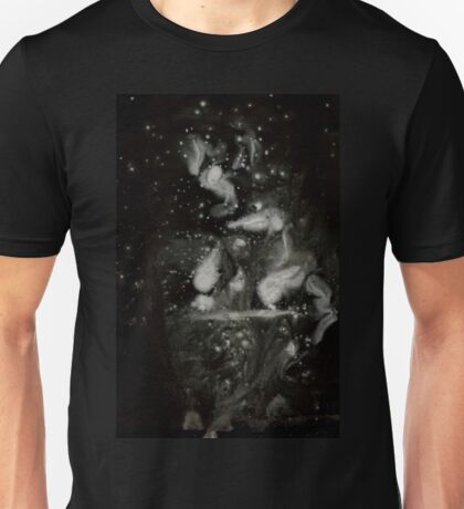 0109 - Brush and Ink - Between Kot and Cot Unisex T-Shirt