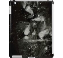 0109 - Brush and Ink - Between Kot and Cot iPad Case/Skin