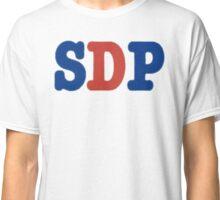 SDP - Social Democratic Party Classic T-Shirt
