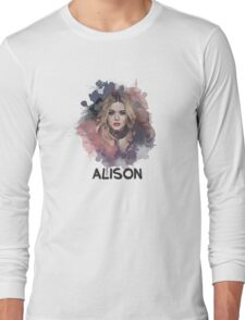 Alison - Pretty Little Liars Long Sleeve T-Shirt