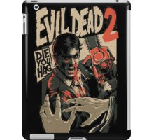 Ash Vs Evil Dead 2 iPad Case/Skin