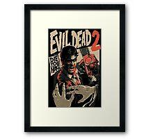 Ash Vs Evil Dead 2 Framed Print