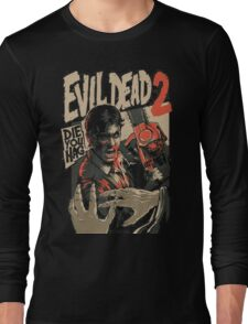 Ash Vs Evil Dead 2 Long Sleeve T-Shirt