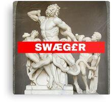 greek Swaeger Metal Print