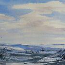 Winter Wilds by Glenn  Marshall
