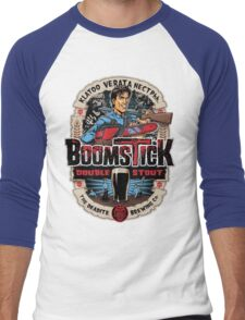 Ash Vs Evil Dead Series Men's Baseball ¾ T-Shirt