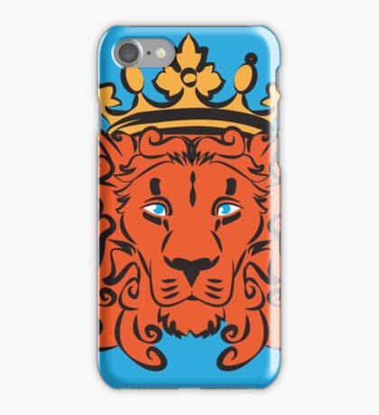 Coat of Arms - Royal Dutch Lion  iPhone Case/Skin