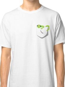 Pocket Gecko Classic T-Shirt