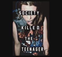 Society Killed the Teenager by trillful