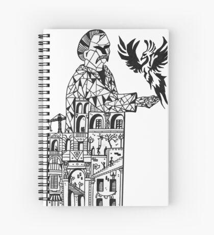Sketch book Spiral Notebook