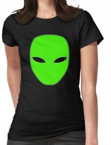 Alien Womens Fitted T-Shirt