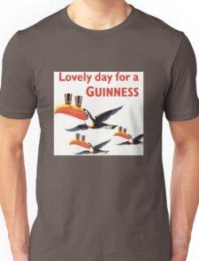 Vintage Guinness Beer Ad 4 Unisex T-Shirt