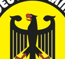 World Cup Football 3/8 - Team Deutschland Sticker