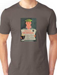 Vintage Guinness Beer Ad 5 Unisex T-Shirt