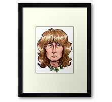 Chris Squire Framed Print