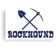 Rockhound Tools Canvas Print