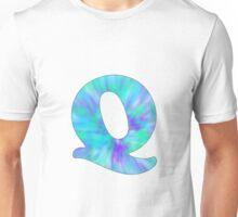 Q-Tie Dye Unisex T-Shirt