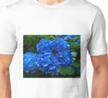 The deepest blue Unisex T-Shirt