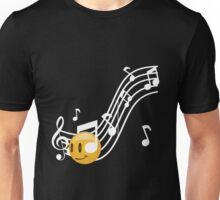 Emoji - Emoji Music Slide Unisex T-Shirt
