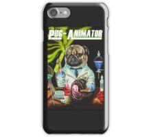 PUG-ANIMATOR iPhone Case/Skin