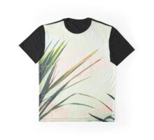 PALM AND TRIANGLES Graphic T-Shirt