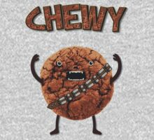 Chewy Chocolate Cookie Wookiee Baby Tee