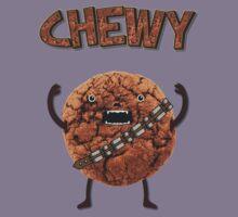 Chewy Chocolate Cookie Wookiee Kids Tee