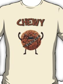 Chewy Chocolate Cookie Wookiee T-Shirt