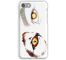 Animal Eyes Series - Fox iPhone Case/Skin