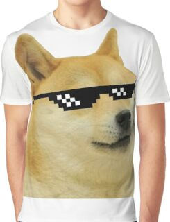 DOGE Graphic T-Shirt