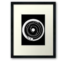Barbury (Pi) Framed Print