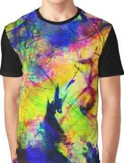 Shipwrecked In Colour Graphic T-Shirt