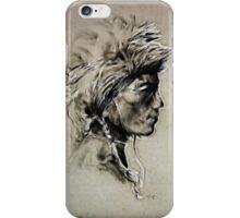 native american medicine man iPhone Case/Skin