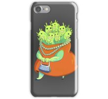 Undercover Monster iPhone Case/Skin