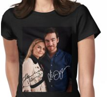 Colin & Jennifer - Once Upon A Time Womens Fitted T-Shirt