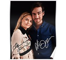 Colin & Jennifer - Once Upon A Time Poster