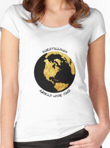 #WESTILLAWIN Women's Fitted Scoop T-Shirt
