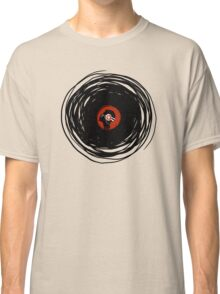 I'm spinning within with a vinyl record... Classic T-Shirt
