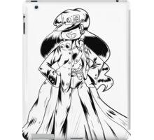 Stevonnie Joestar (BW) iPad Case/Skin