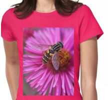 Nailed the landing platform! Womens Fitted T-Shirt
