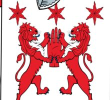 O'Neill Coat of Arms (Killyleagh-Down) Sticker