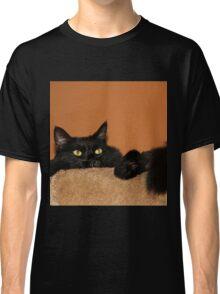 Pooh Bear Peeping  Classic T-Shirt