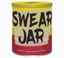 Pops Swear Jar Kids Tee