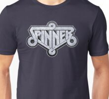 blade runner spinner logo grunge Unisex T-Shirt