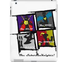 THE SUBURBANKNIGHTS iPad Case/Skin
