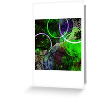 Other Dimensions Greeting Card