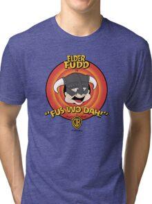 Dwagonborn Tri-blend T-Shirt