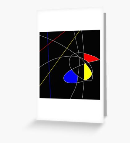 Primary Introduction Greeting Card