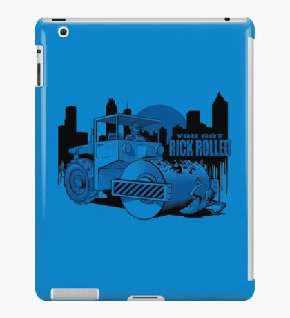 Rick Rolled iPad Case/Skin